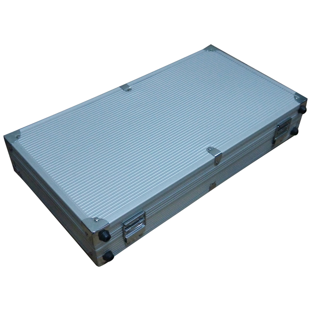 Multifunctional carring military aluminum pistol case