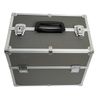Aluminum Cosmetic Makeup Case with compartment